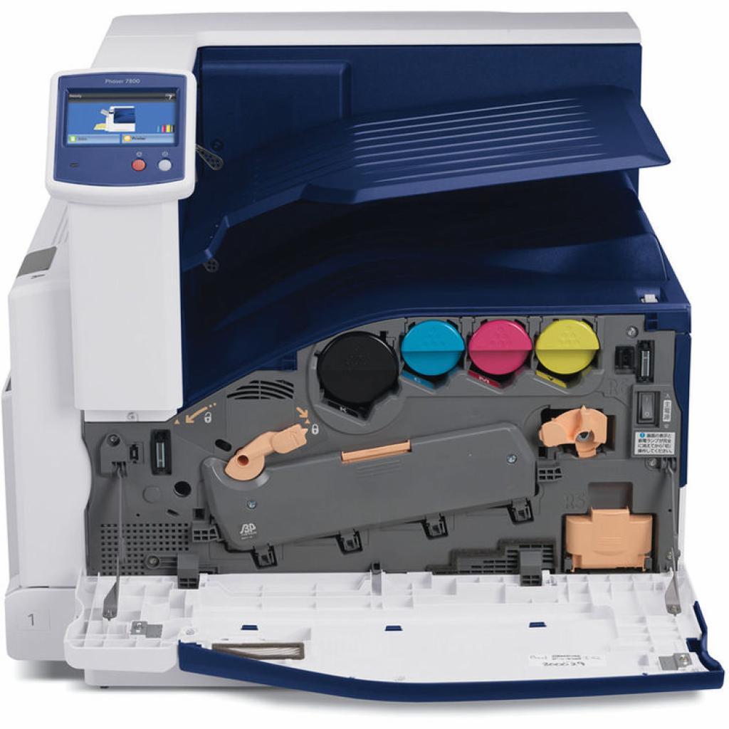 Лазерный принтер XEROX Phaser 7800DN (7800V_DN) изображение 5