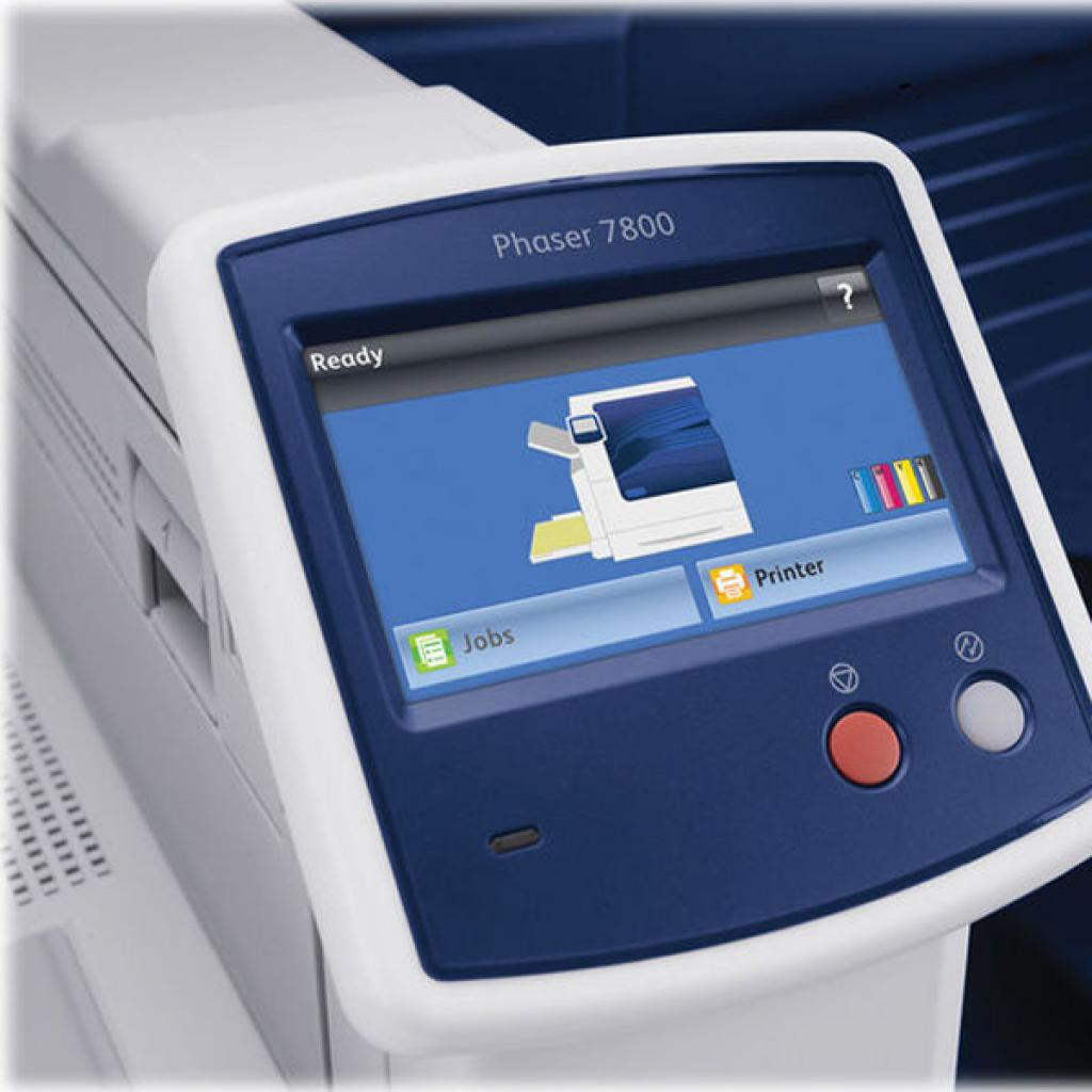 Лазерный принтер XEROX Phaser 7800DN (7800V_DN) изображение 6