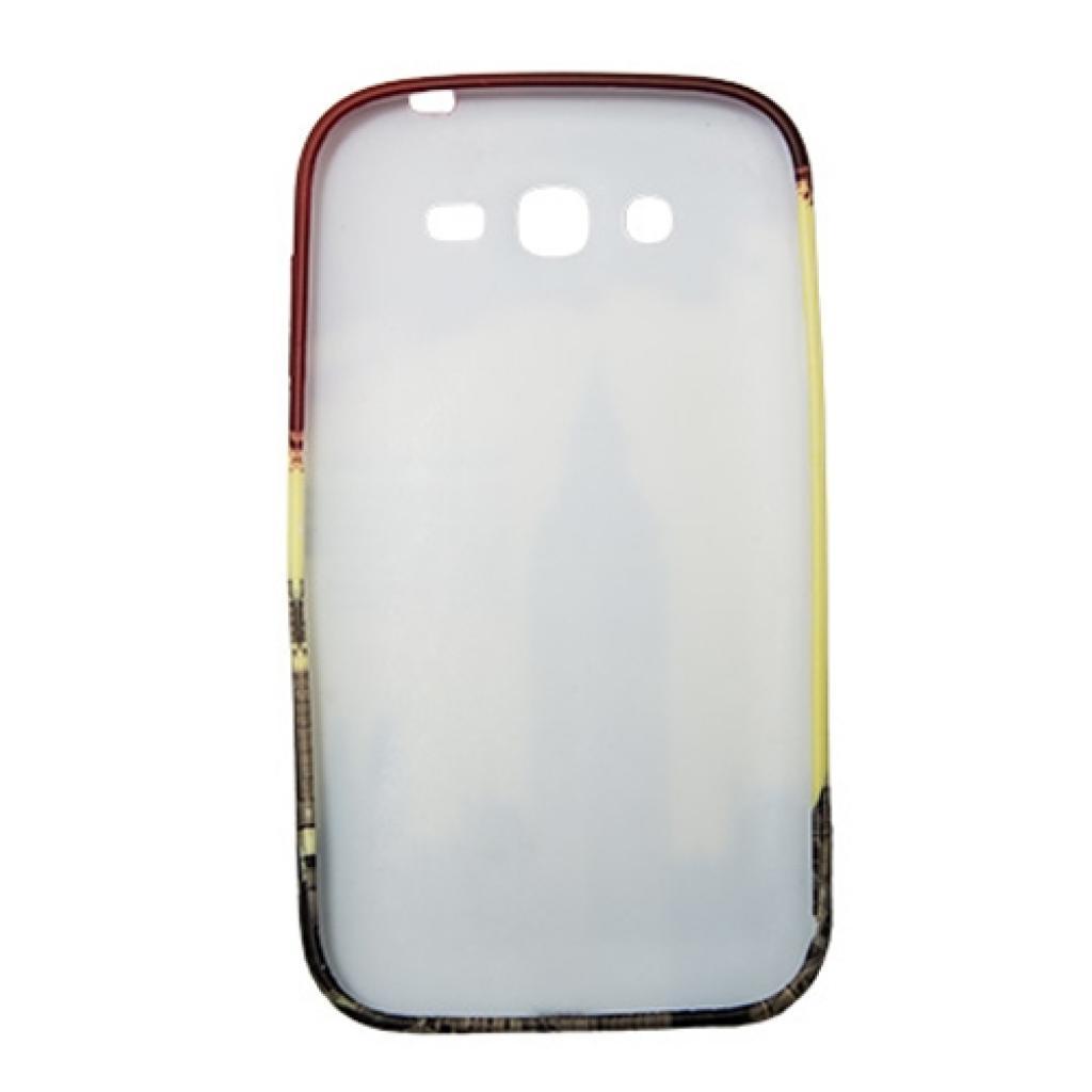 Чехол для моб. телефона Drobak для Samsung I9082 Galaxy Grand Duos /Elastic PU/Big Ben (216048) изображение 2