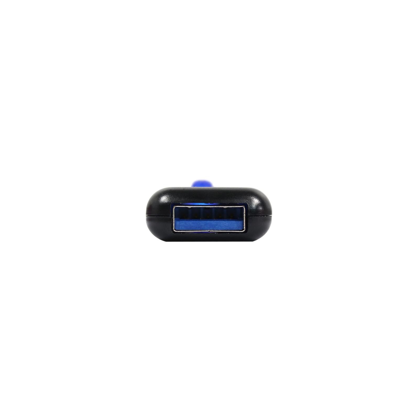 USB флеш накопитель 32GB AH354 Black RP USB3.0 Apacer (AP32GAH354B-1) изображение 7