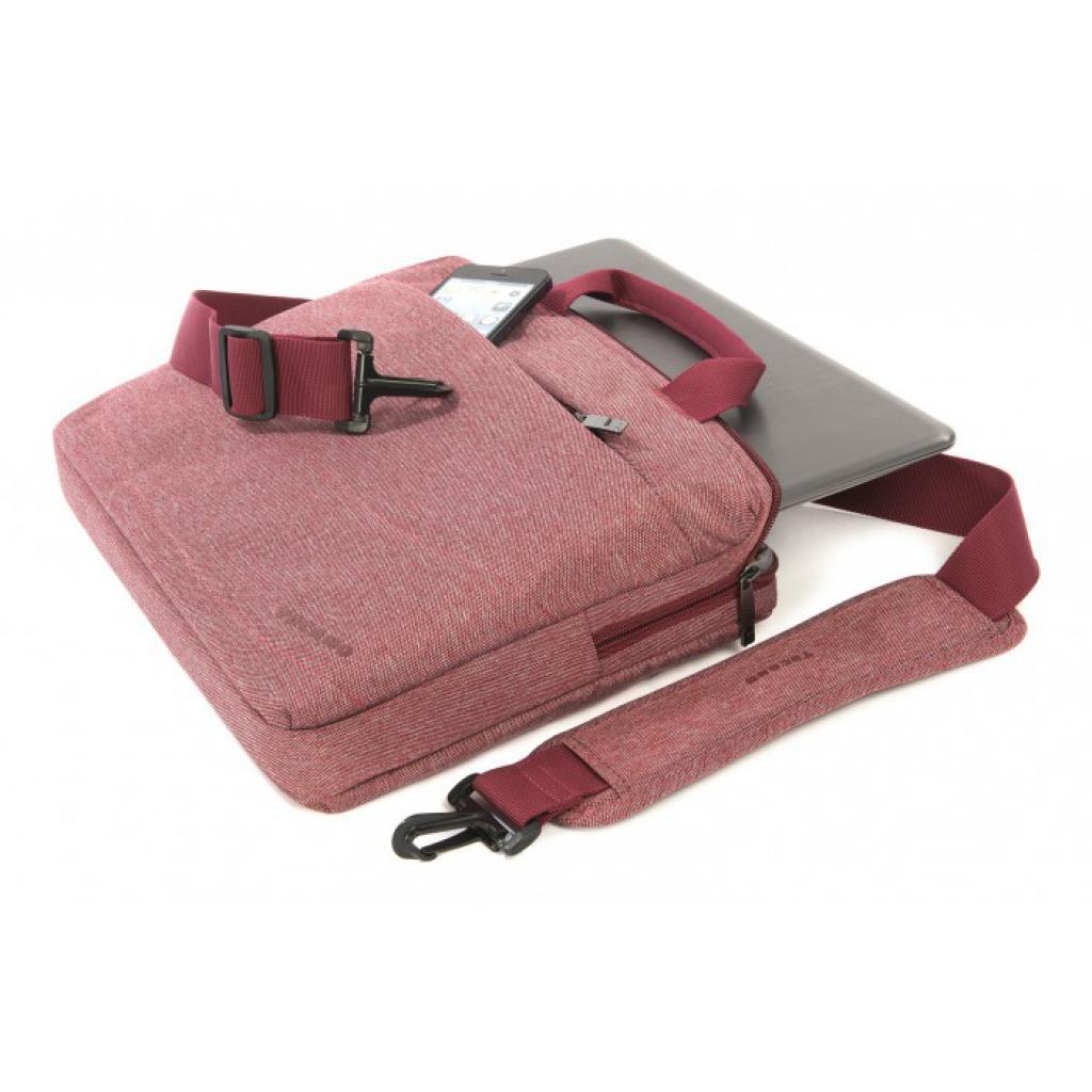 Сумка для ноутбука Tucano 13 Linea Red (BLIN13-R) изображение 3