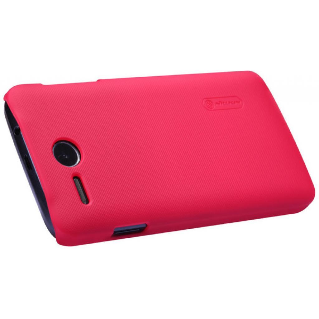 Чехол для моб. телефона NILLKIN для Lenovo A680 /Super Frosted Shield/Red (6120360) изображение 2