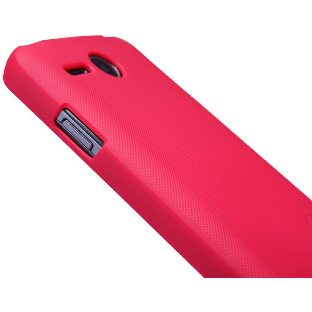 Чехол для моб. телефона NILLKIN для Lenovo A680 /Super Frosted Shield/Red (6120360) изображение 3