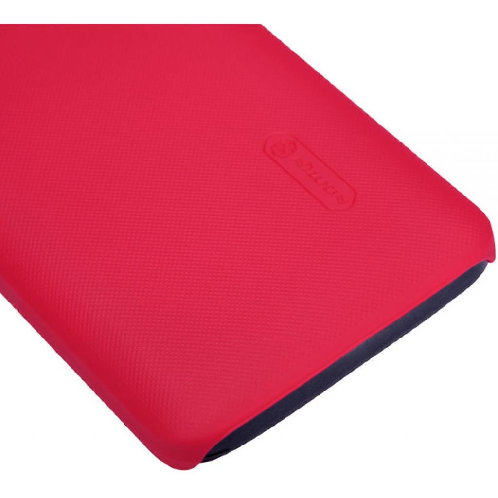 Чехол для моб. телефона NILLKIN для Lenovo A680 /Super Frosted Shield/Red (6120360) изображение 4