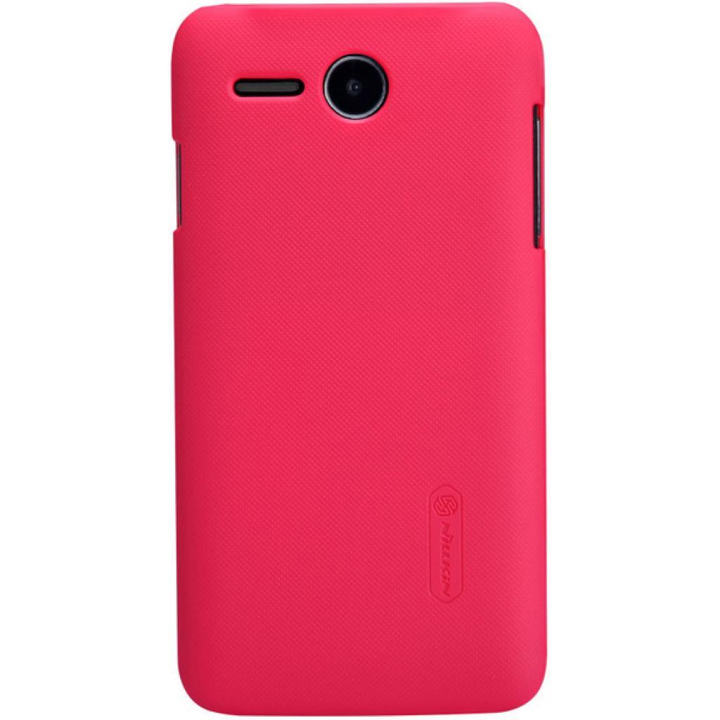 Чехол для моб. телефона NILLKIN для Lenovo A680 /Super Frosted Shield/Red (6120360)