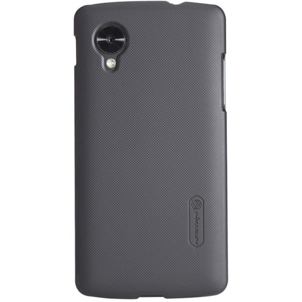 Чехол для моб. телефона NILLKIN для LG D821 Nexus 5 /Super Frosted Shield/Black (6116663)