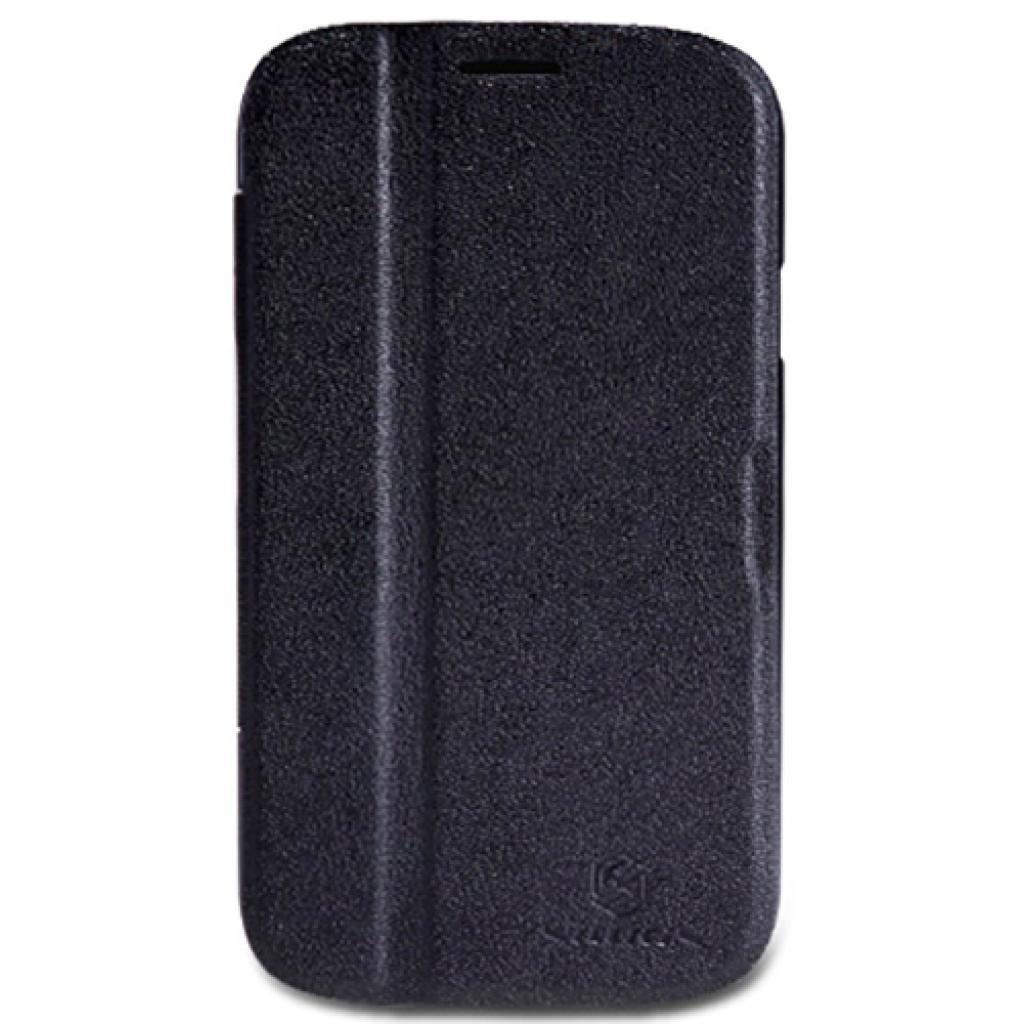 Чехол для моб. телефона NILLKIN для Samsung I9082 /Fresh/ Leather/Black (6065843)
