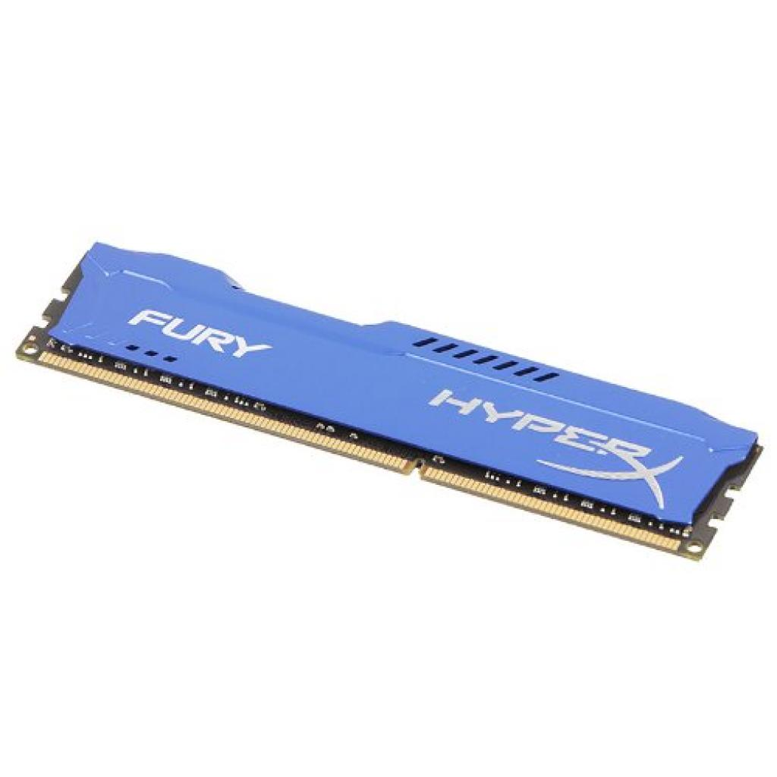 Модуль памяти для компьютера DDR3 8Gb 1866 MHz HyperX Fury Blu Kingston (HX318C10F/8) изображение 4