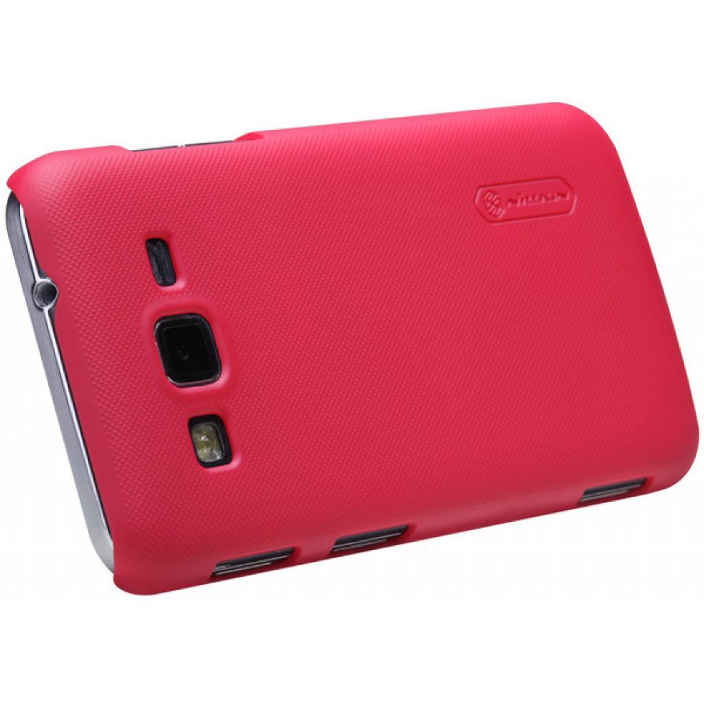 Чехол для моб. телефона NILLKIN для Samsung I8580 /Super Frosted Shield/Red (6135300) изображение 2
