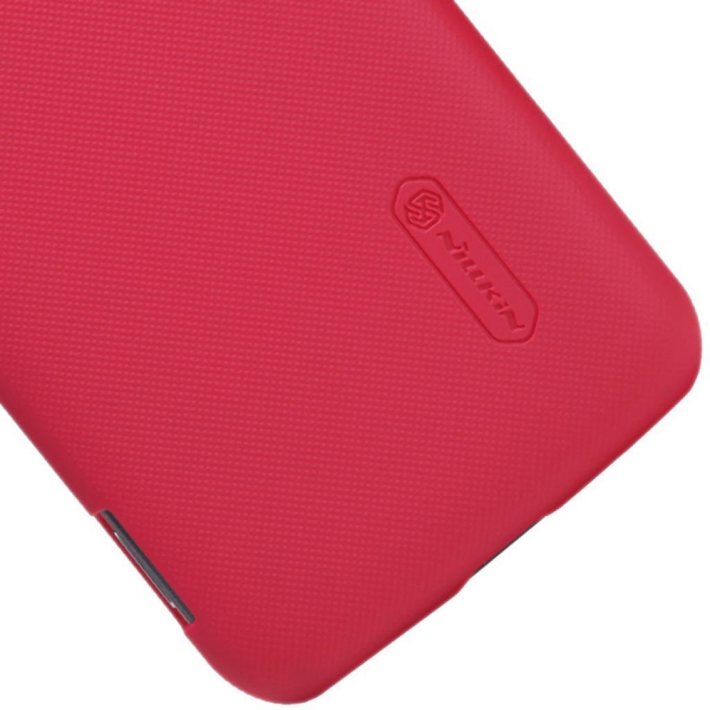 Чехол для моб. телефона NILLKIN для Samsung I8580 /Super Frosted Shield/Red (6135300) изображение 4