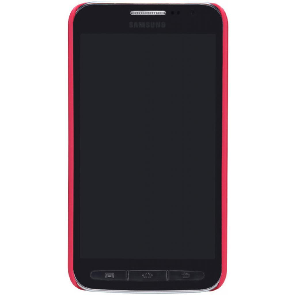 Чехол для моб. телефона NILLKIN для Samsung I8580 /Super Frosted Shield/Red (6135300) изображение 5