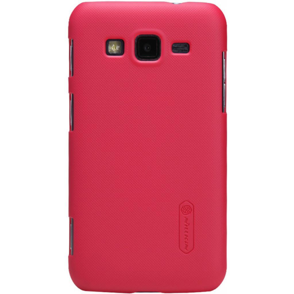 Чехол для моб. телефона NILLKIN для Samsung I8580 /Super Frosted Shield/Red (6135300)