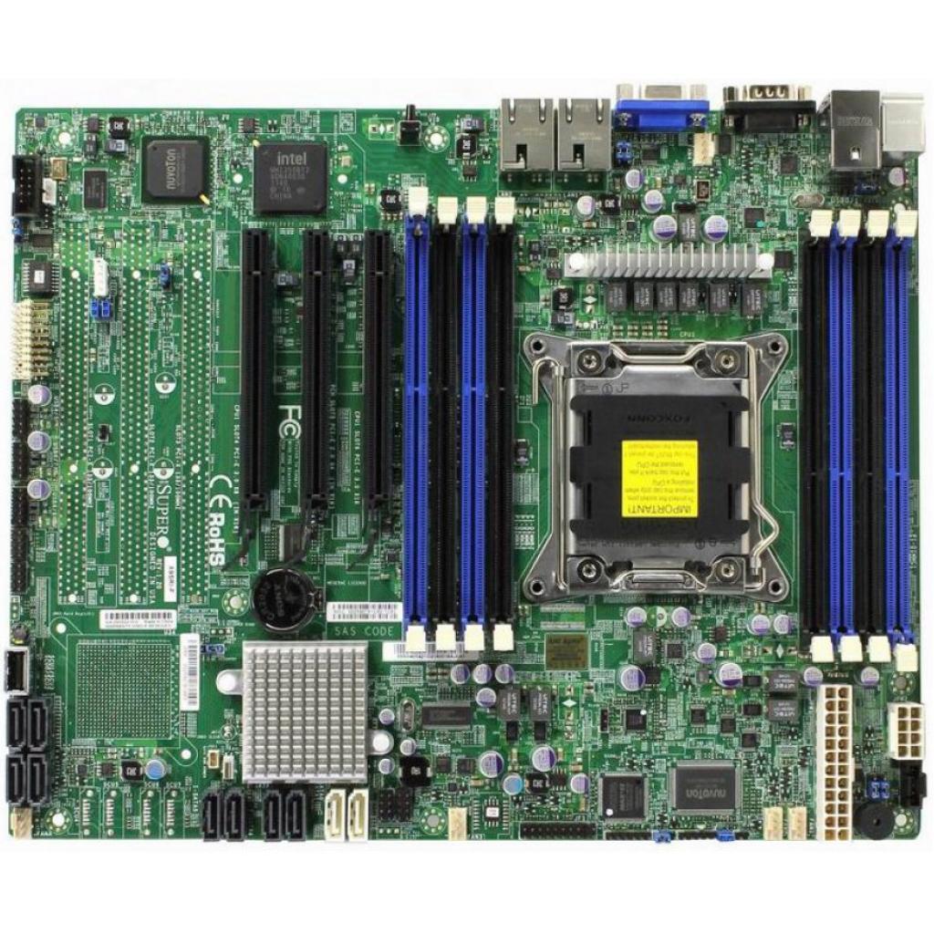Серверная МП Supermicro X10SLM-F (X9SRi-F)