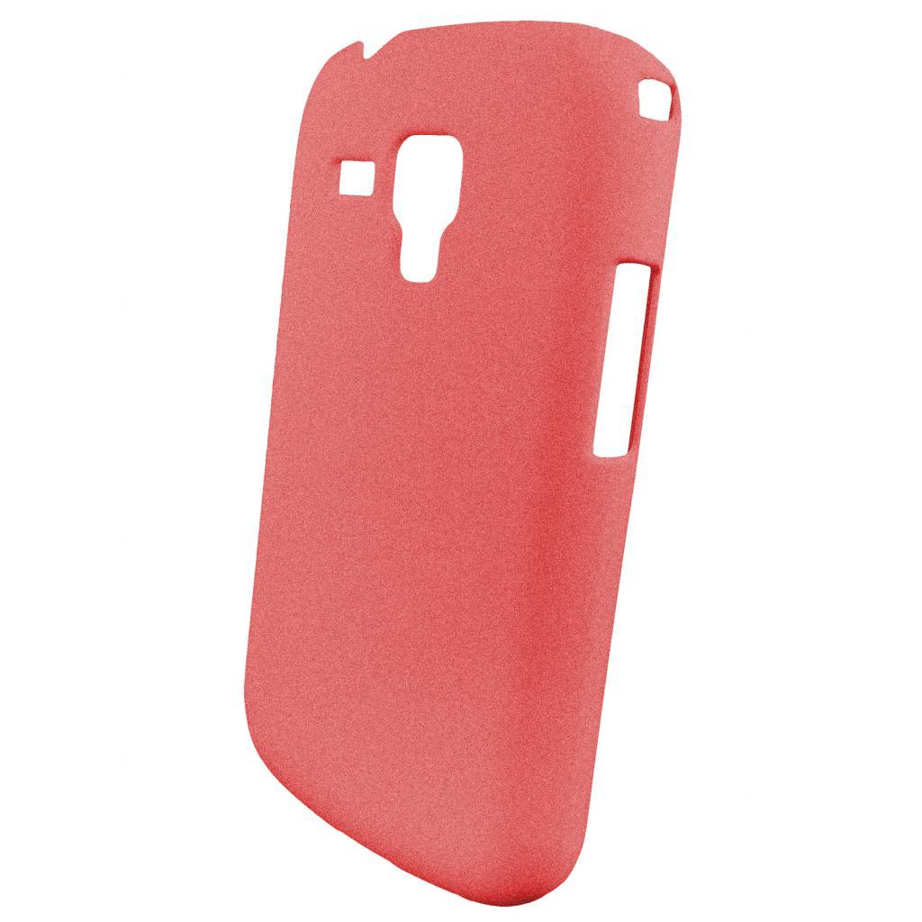 Чехол для моб. телефона GLOBAL для Samsung S7562 Galaxy S Duos (красный) (1283126446702)