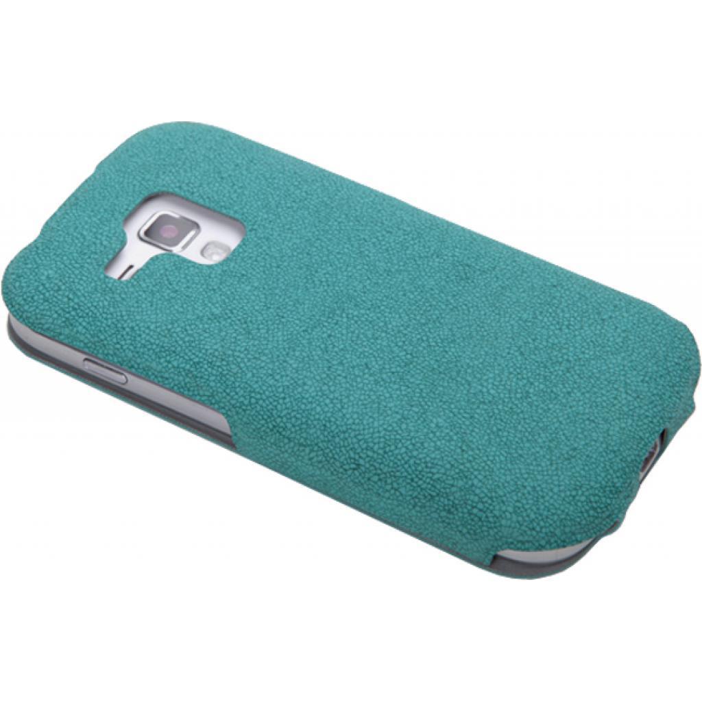 Чехол для моб. телефона Rock Samsung Galaxy S7562 DuoS eternal series green (S7562-24322) изображение 2