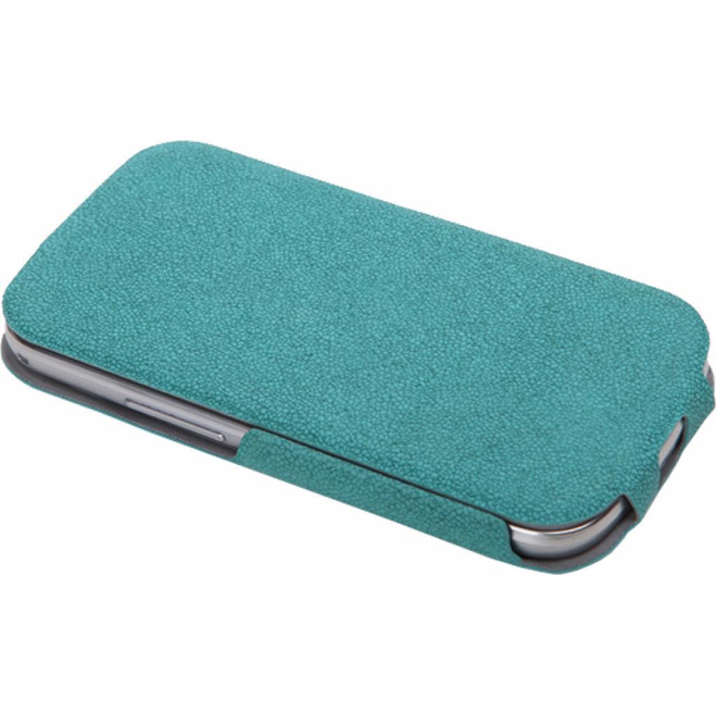 Чехол для моб. телефона Rock Samsung Galaxy S7562 DuoS eternal series green (S7562-24322)