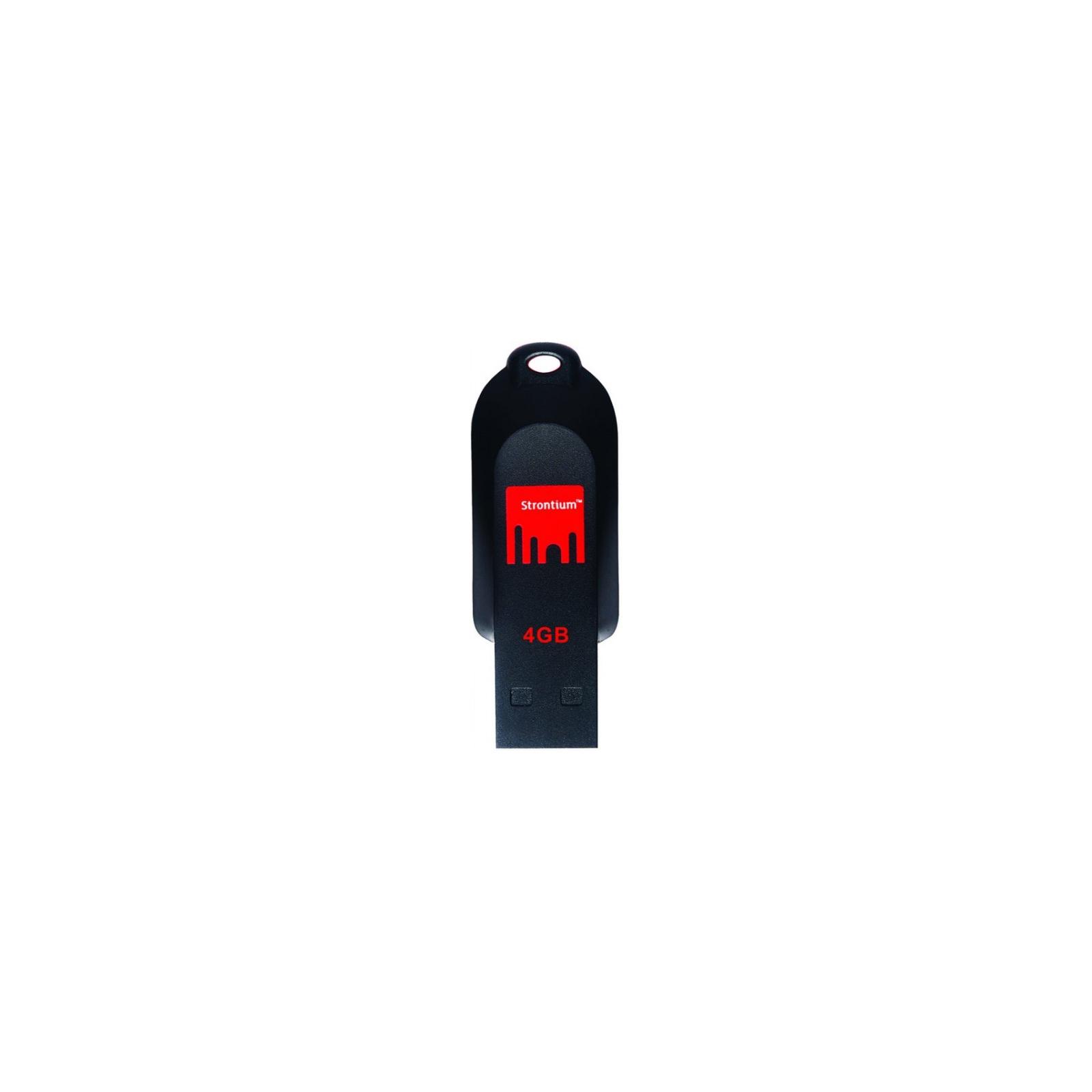 USB флеш накопитель STRONTIUM Flash 4GB POLLEX USB 2.0 (SR4GRDPOLLEX)