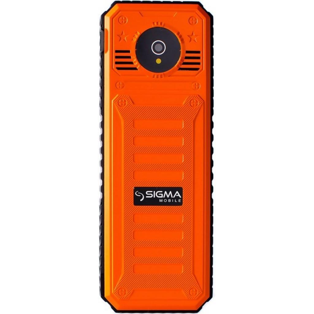 Мобильный телефон Sigma X-style 11 Dual Sim All Orange (4827798327258) изображение 2