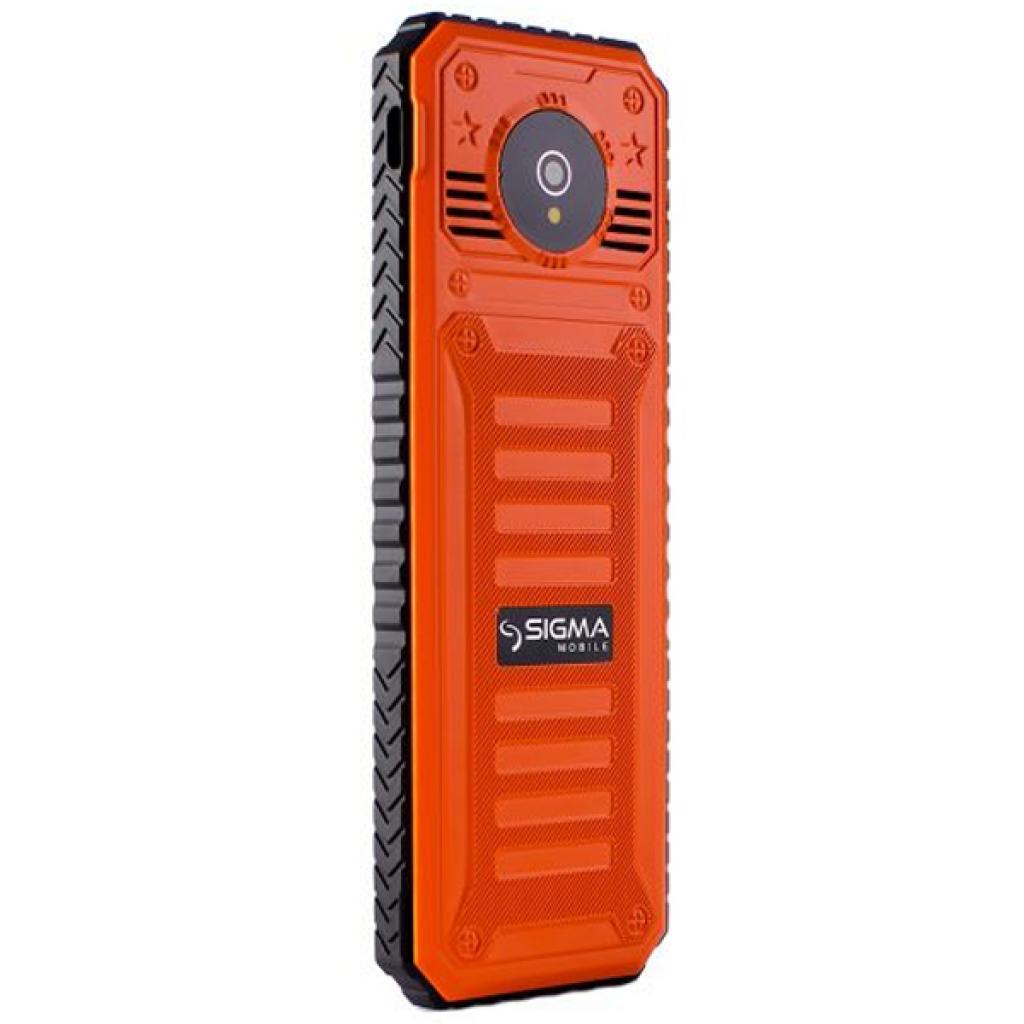 Мобильный телефон Sigma X-style 11 Dual Sim All Orange (4827798327258) изображение 3