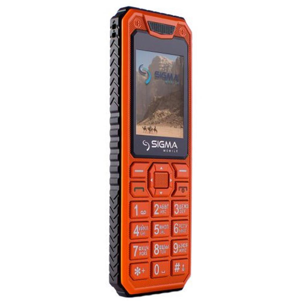 Мобильный телефон Sigma X-style 11 Dual Sim All Orange (4827798327258) изображение 4