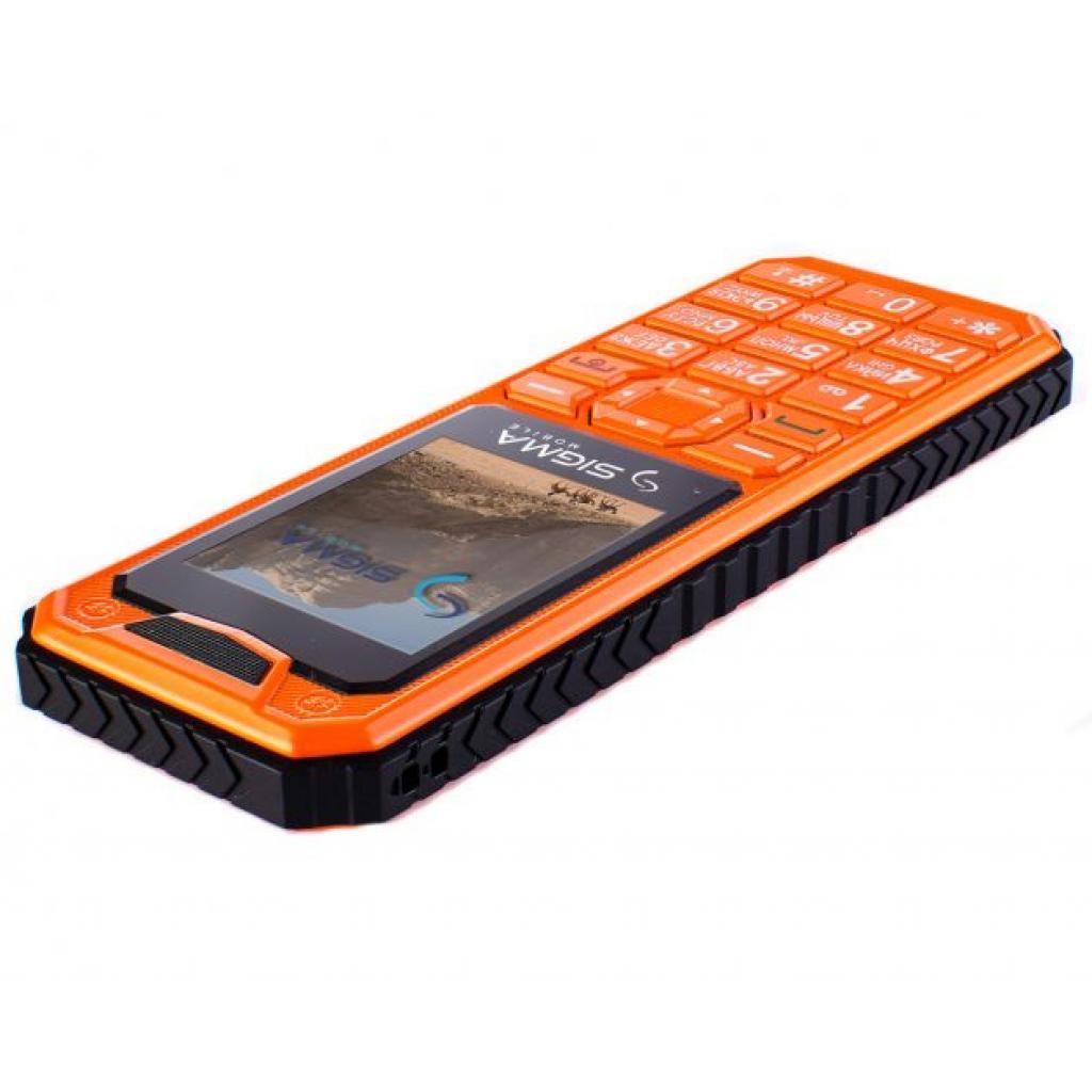Мобильный телефон Sigma X-style 11 Dual Sim All Orange (4827798327258) изображение 5