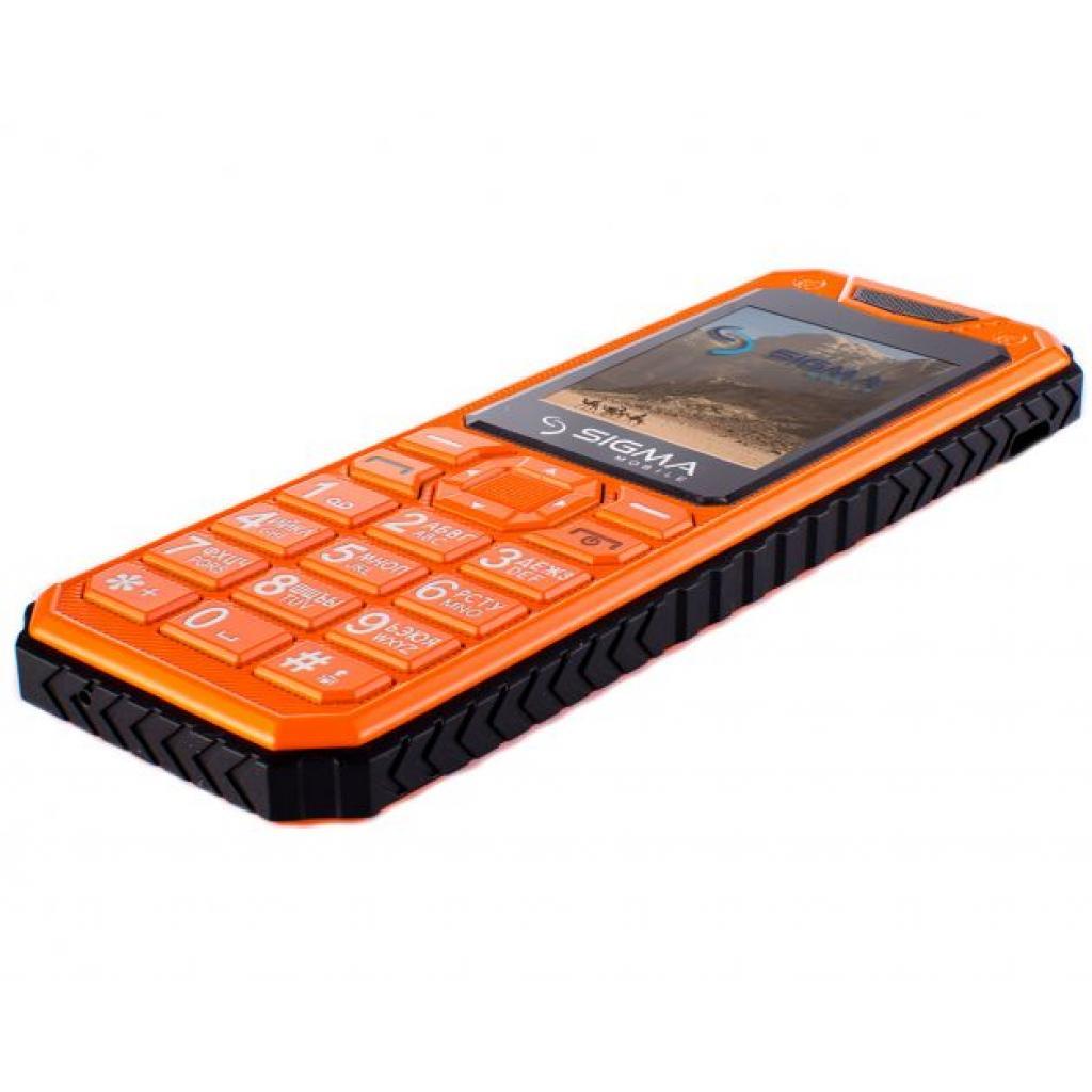 Мобильный телефон Sigma X-style 11 Dual Sim All Orange (4827798327258) изображение 6