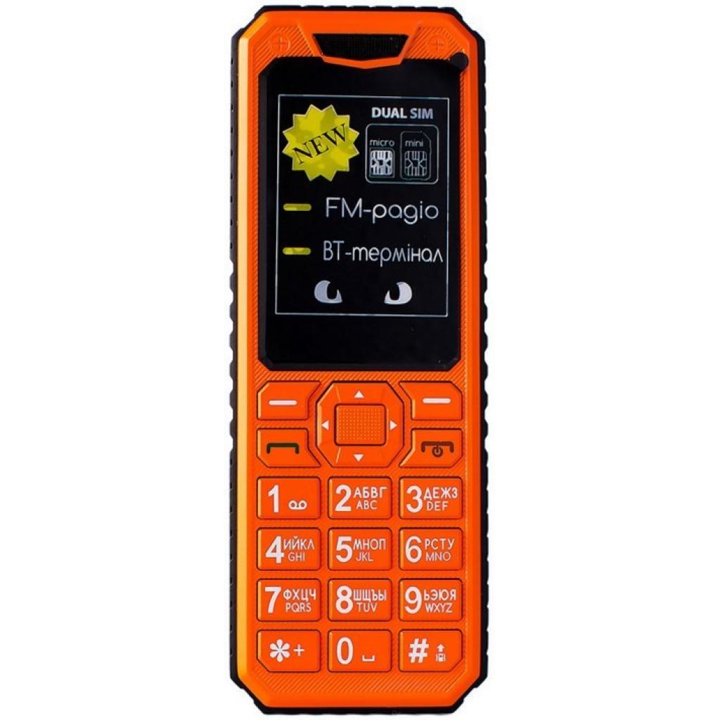 Мобильный телефон Sigma X-style 11 Dual Sim All Orange (4827798327258) изображение 7