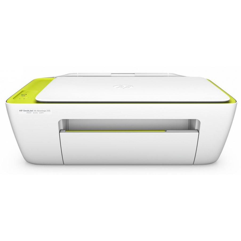 Многофункциональное устройство HP DeskJet Ink Advantage 2135 (F5S29C) изображение 2