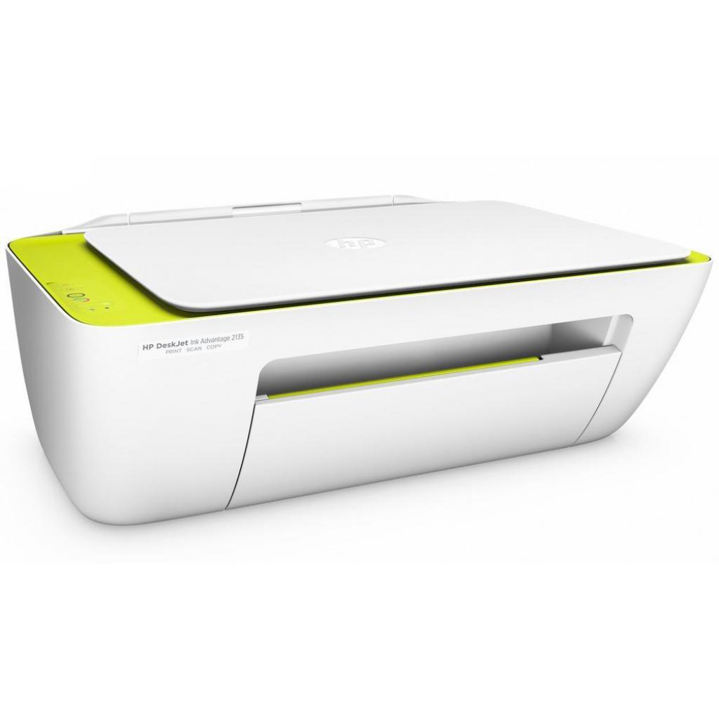 Многофункциональное устройство HP DeskJet Ink Advantage 2135 (F5S29C) изображение 3