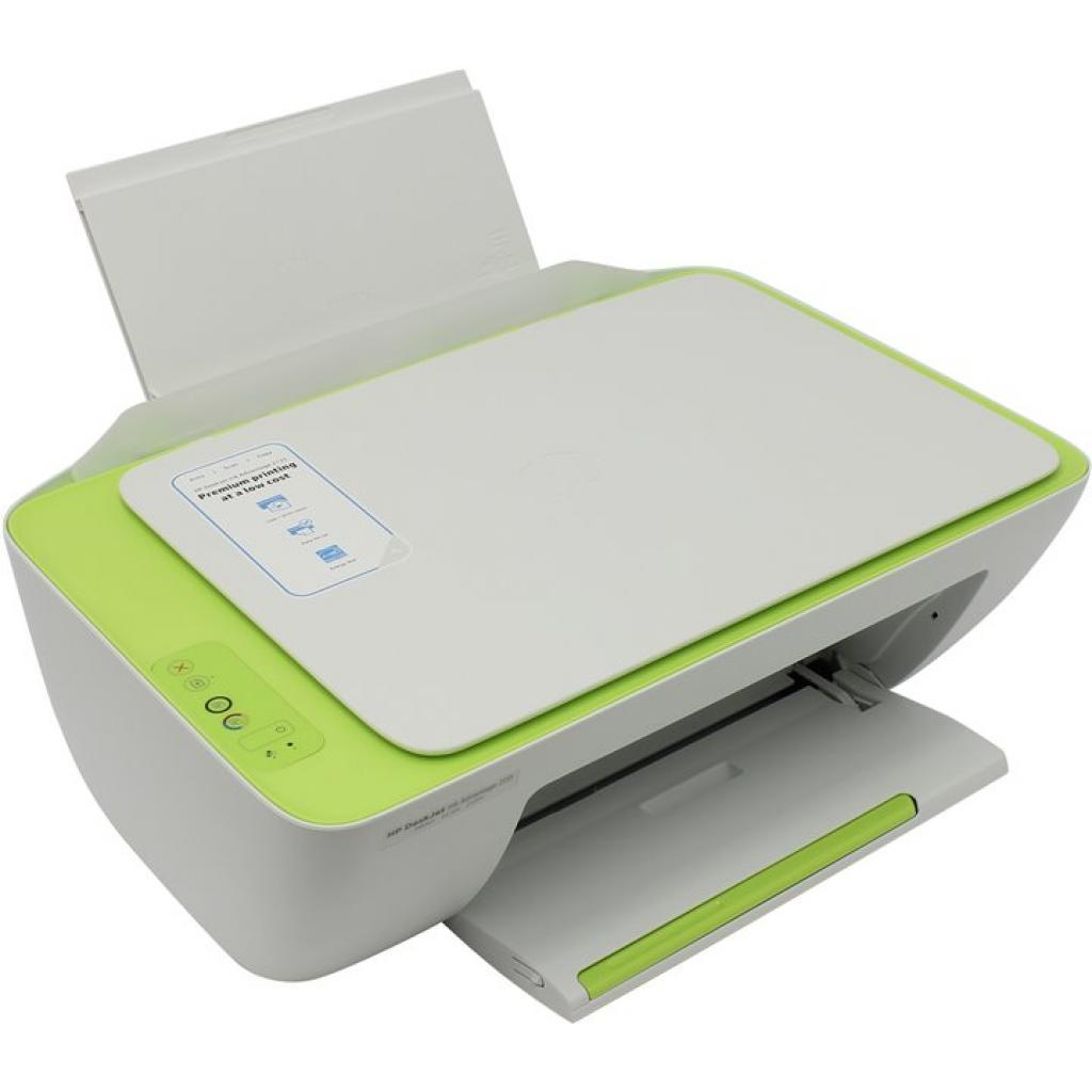 Многофункциональное устройство HP DeskJet Ink Advantage 2135 (F5S29C) изображение 5