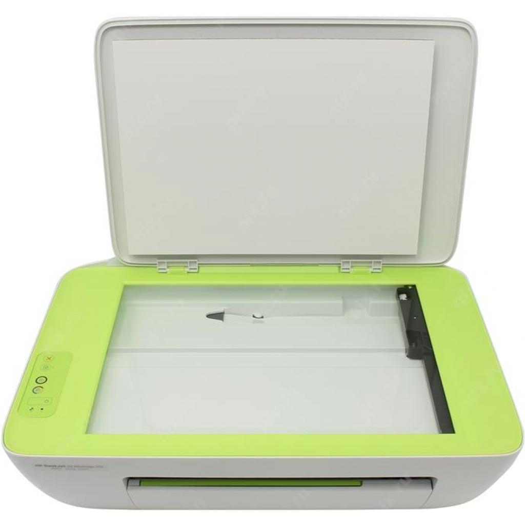 Многофункциональное устройство HP DeskJet Ink Advantage 2135 (F5S29C) изображение 6