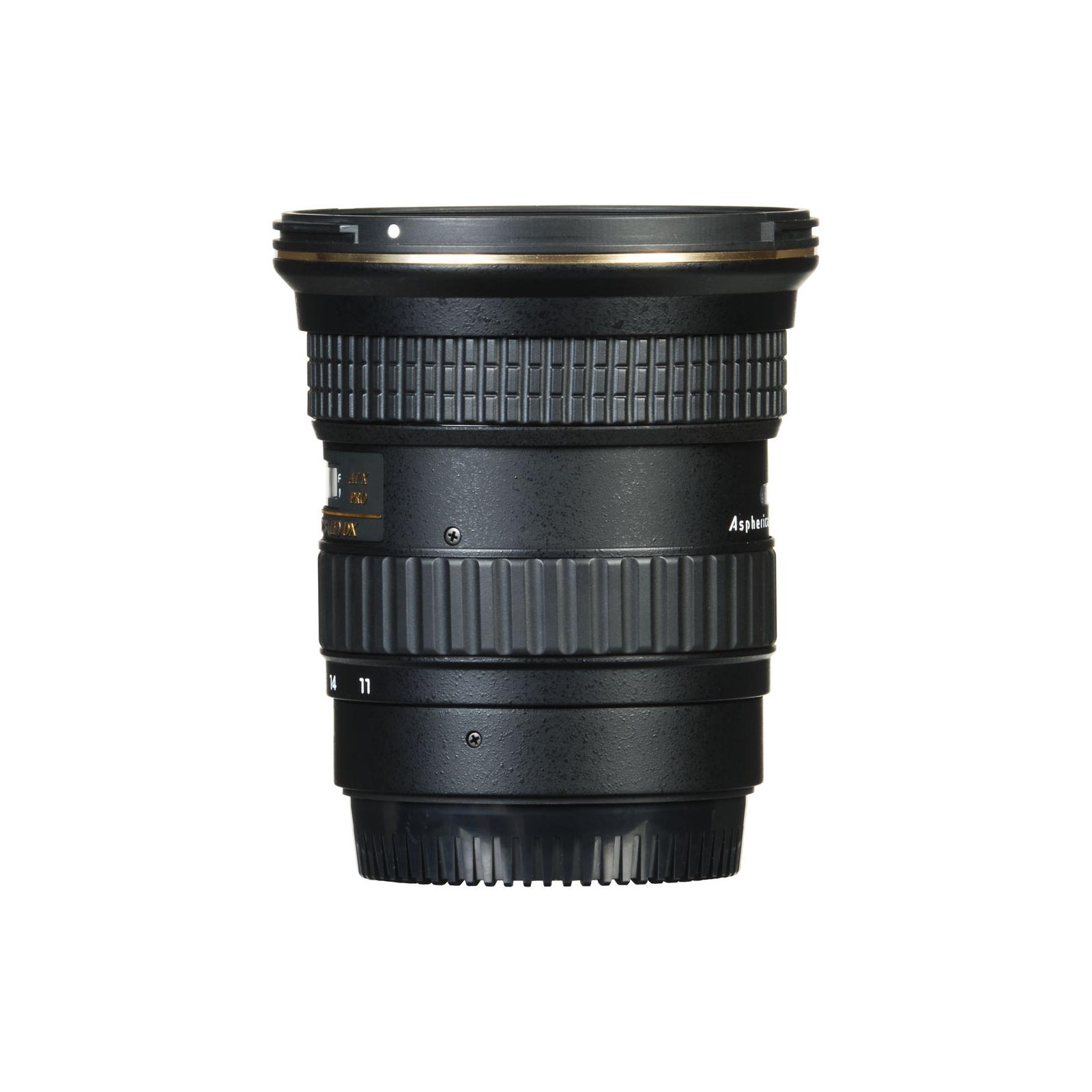 Объектив Tokina AT-X PRO DX 11-20mm f/2.8 (Canon) (ATXAF120DXC) изображение 3
