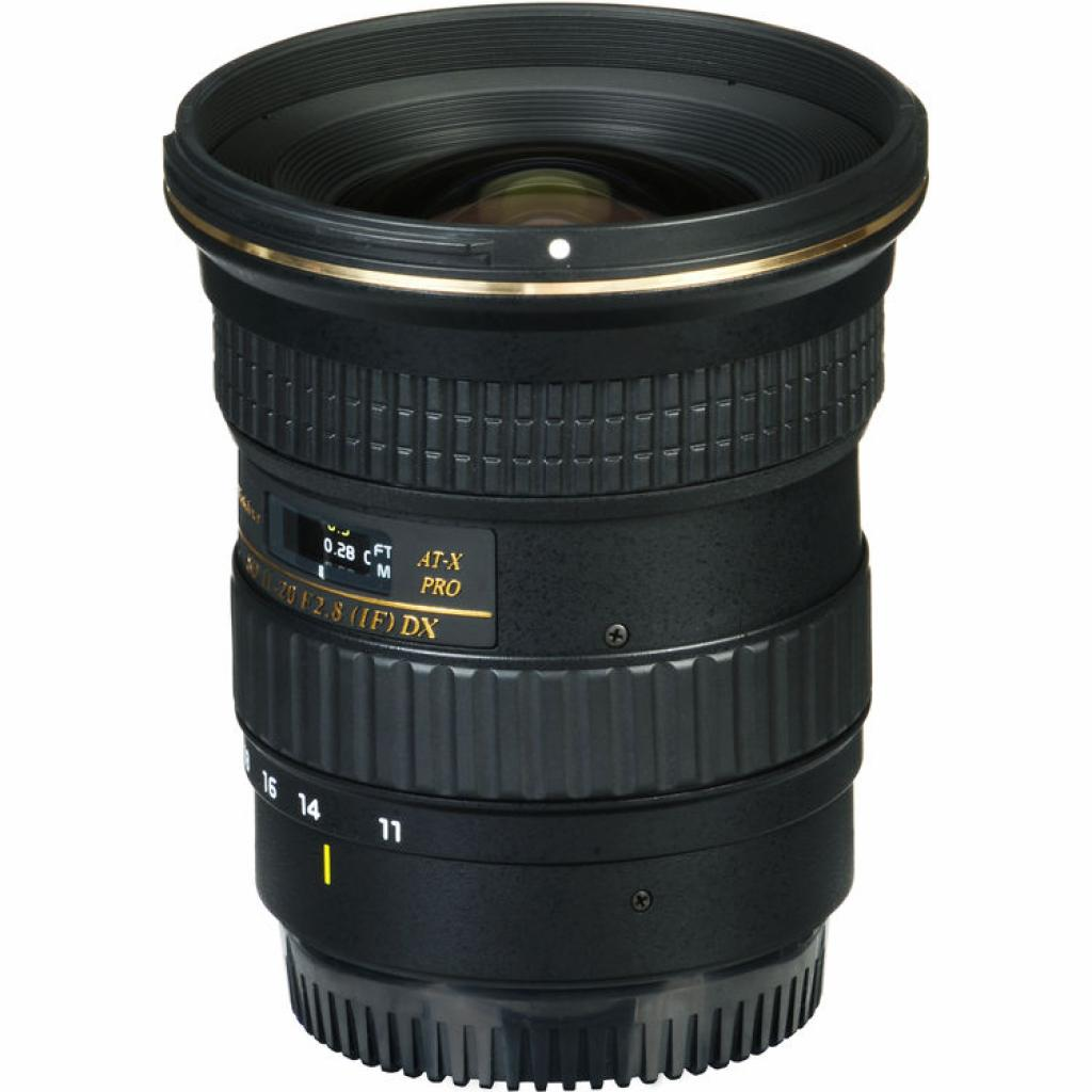 Объектив Tokina AT-X PRO DX 11-20mm f/2.8 (Canon) (ATXAF120DXC) изображение 4