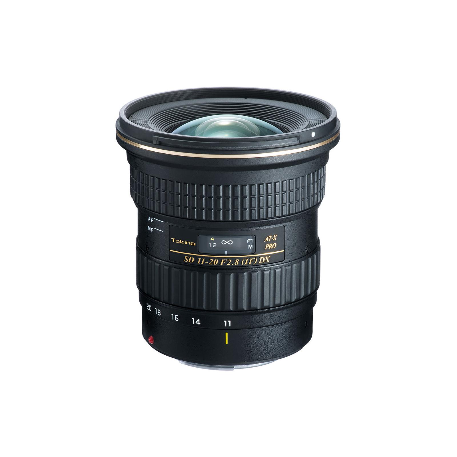 Объектив Tokina AT-X PRO DX 11-20mm f/2.8 (Canon) (ATXAF120DXC)