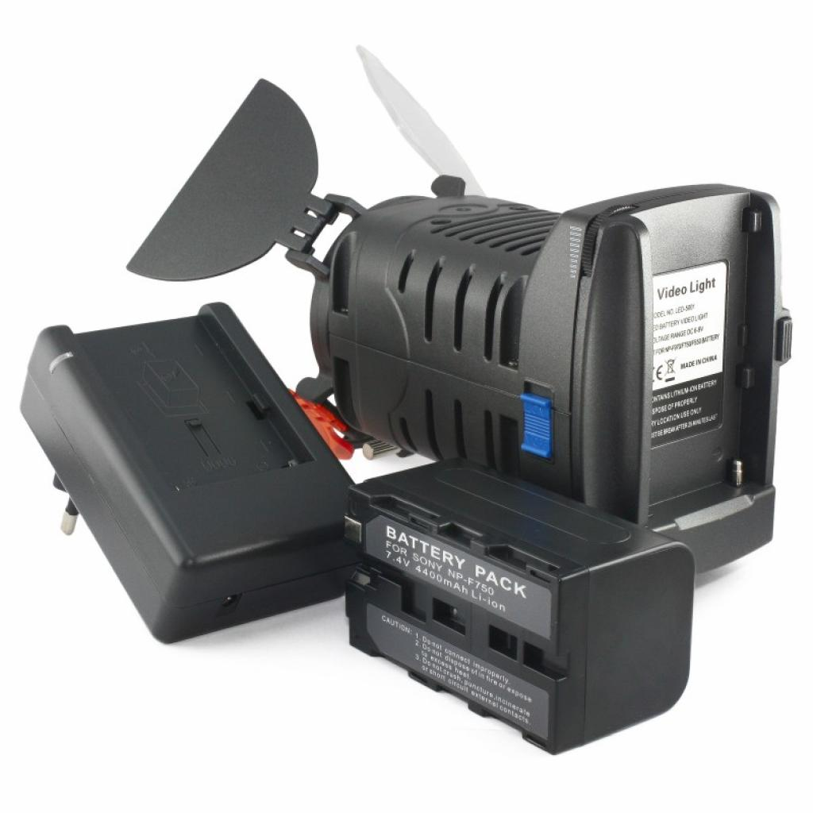 Вспышка EXTRADIGITAL Накамерный свет LED-5001 (LED00ED0003) изображение 3