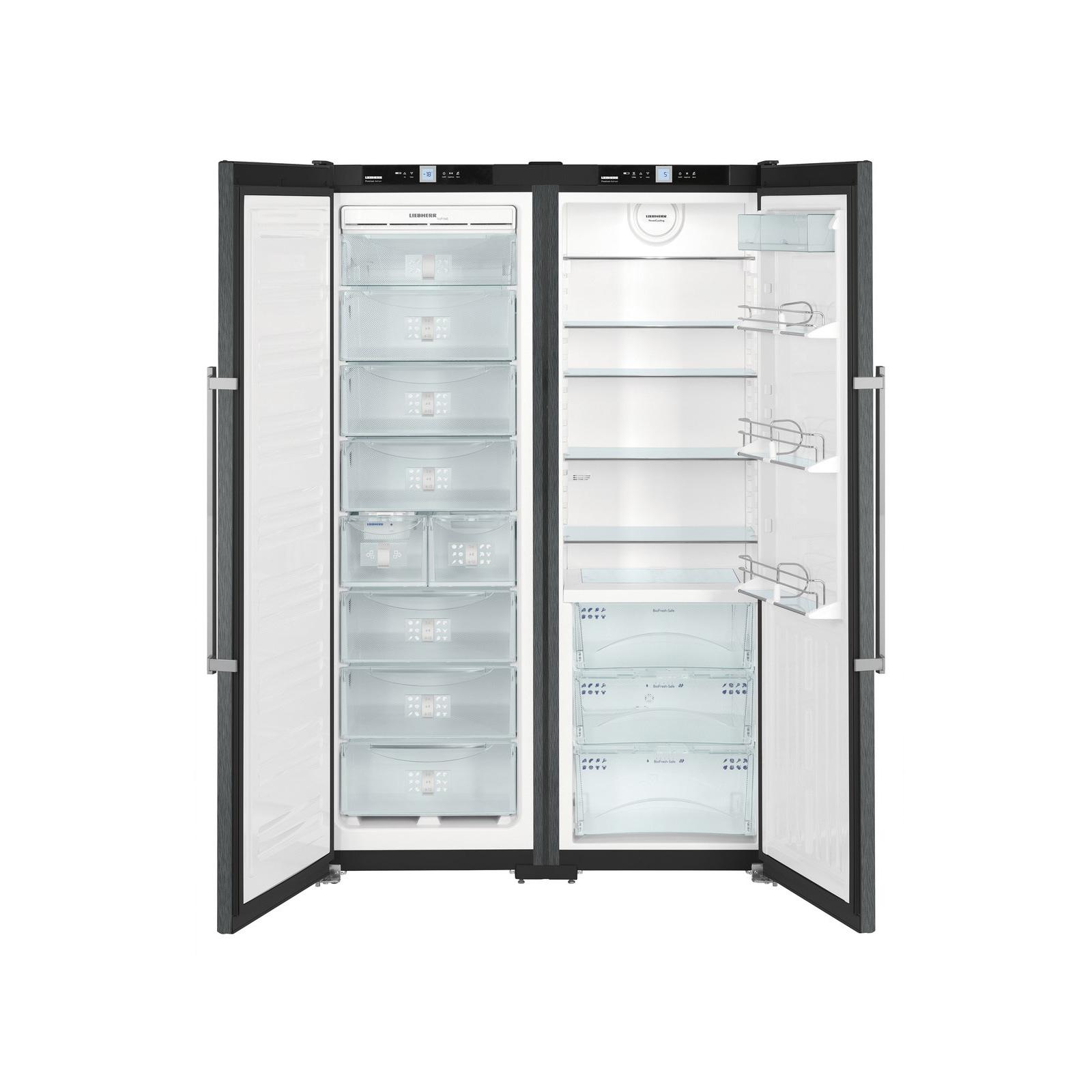 Холодильник Liebherr SBSbs 7263 изображение 2