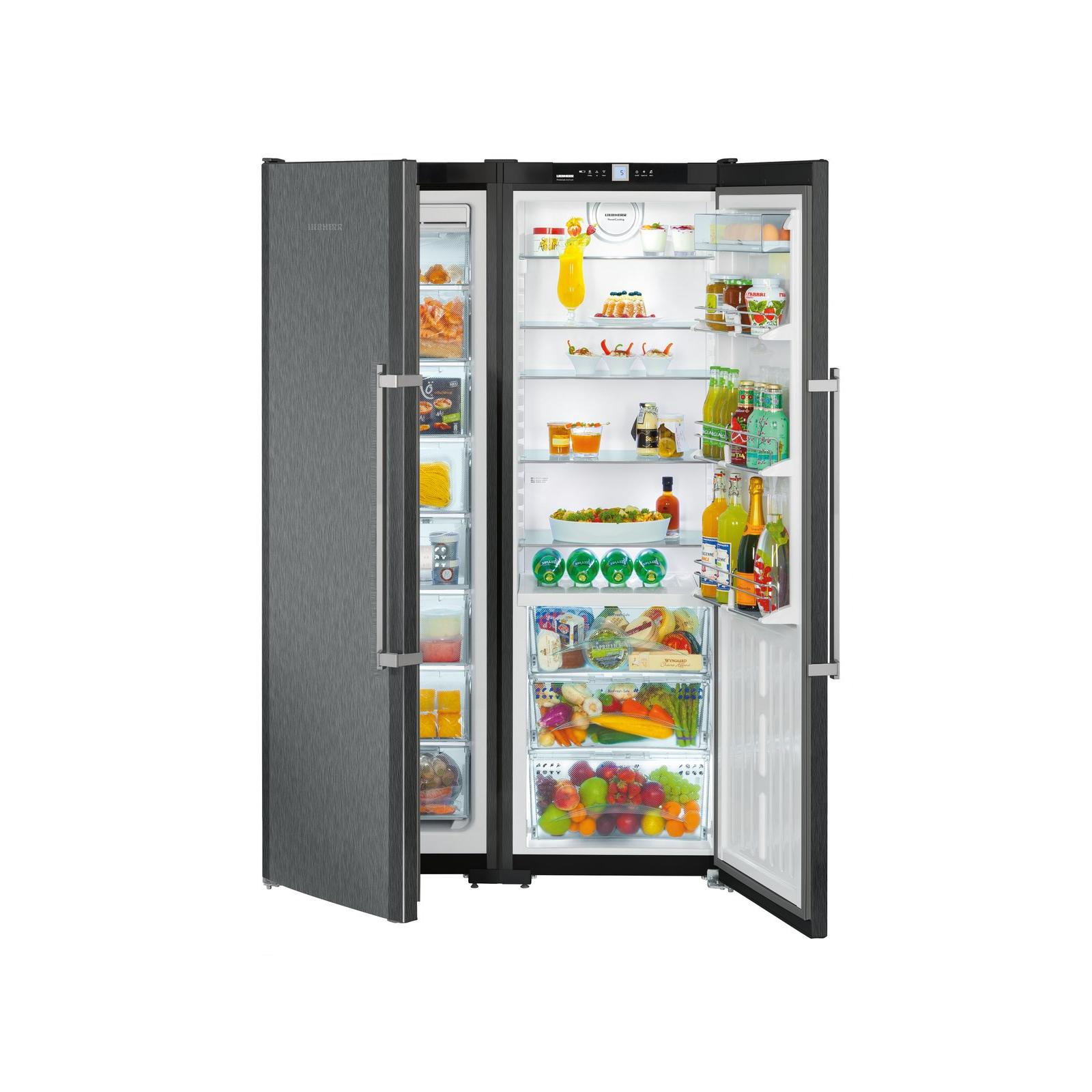 Холодильник Liebherr SBSbs 7263 изображение 3