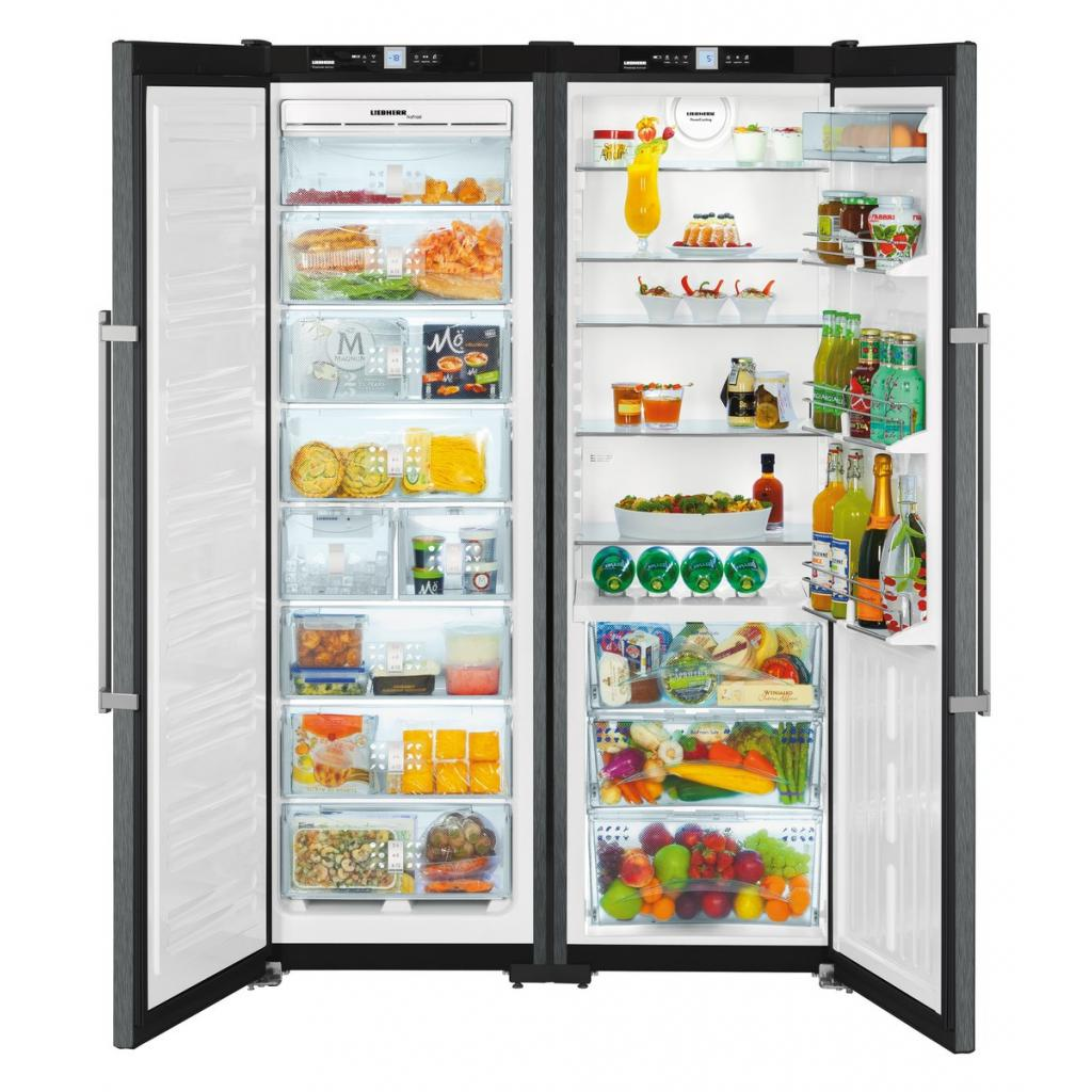 Холодильник Liebherr SBSbs 7263 изображение 4