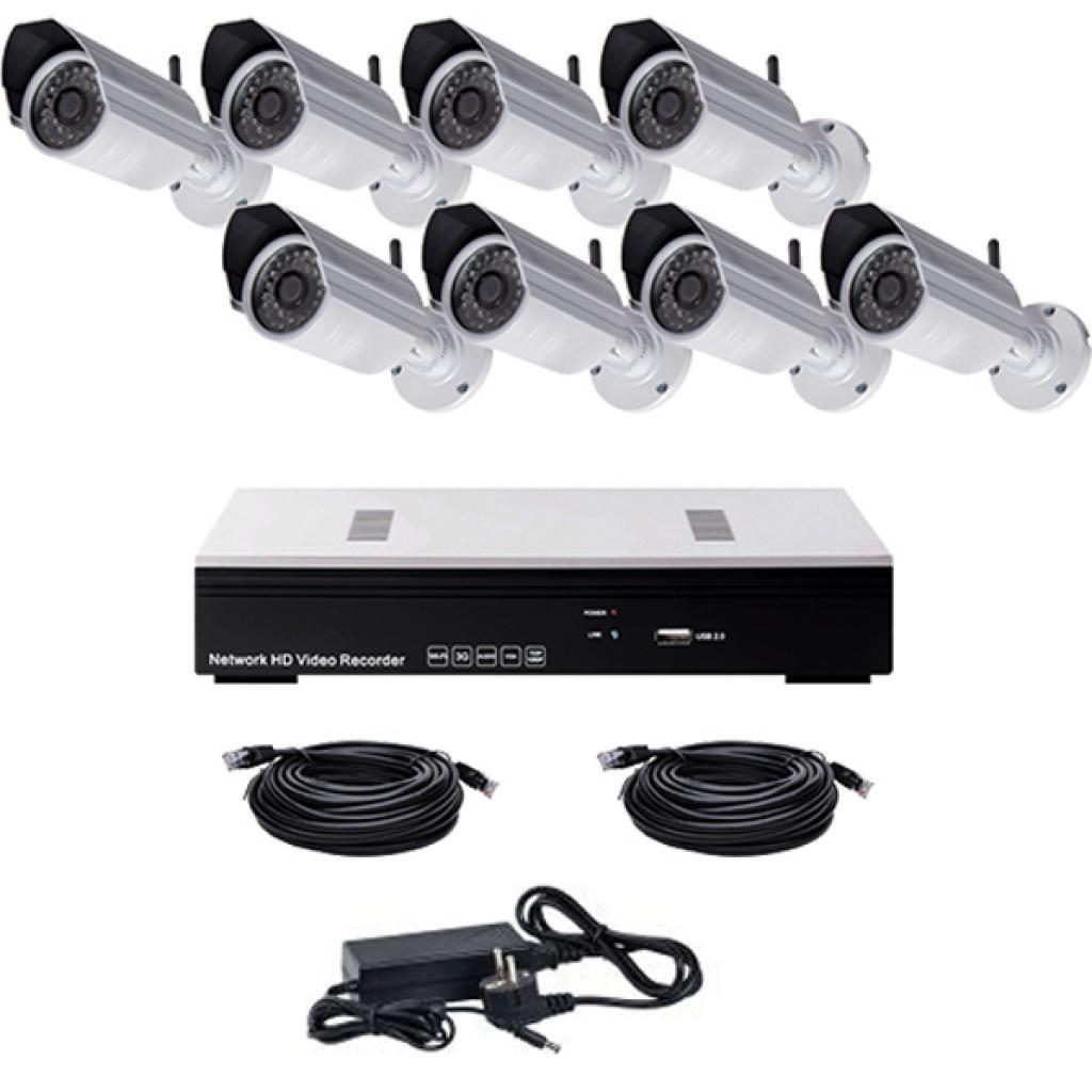 Комплект видеонаблюдения CoVi NVK-4003 WI-FI MINI KIT