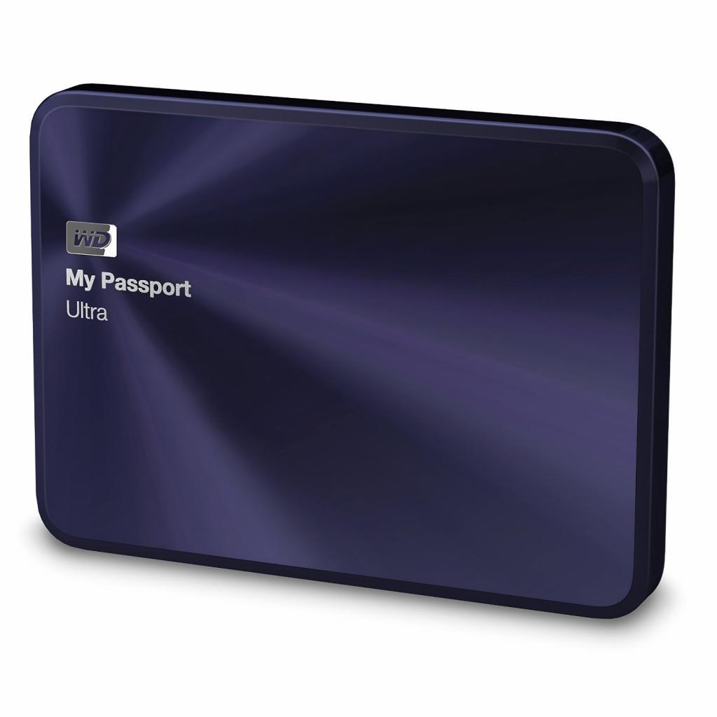 """Внешний жесткий диск 2.5"""" 3TB Western Digital (WDBEZW0030BBA-EESN) изображение 2"""