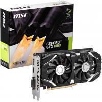 Видеокарта MSI GeForce GTX1050 2048Mb DUAL FANS OC (GTX 1050 2GT OC)