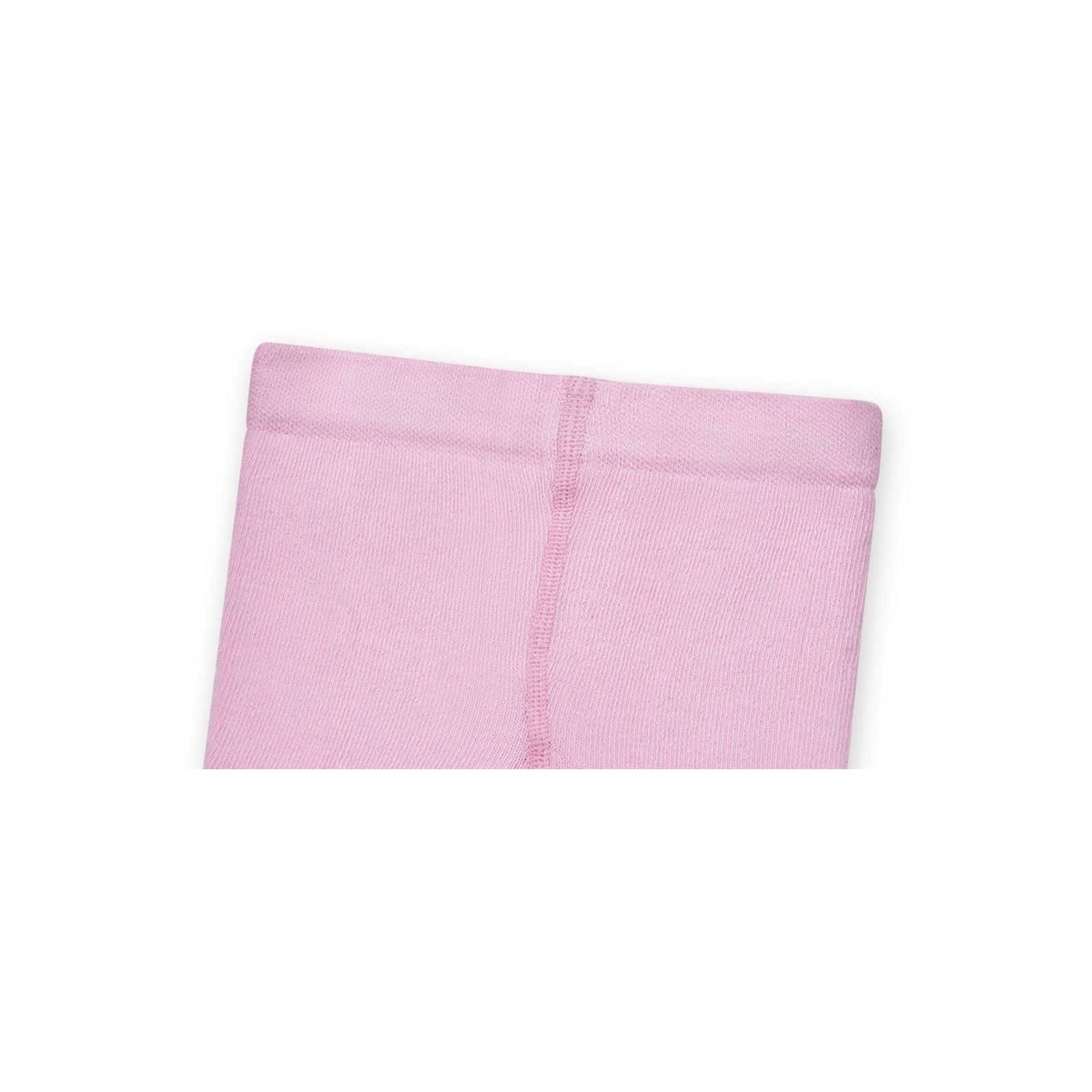 Колготки Bross с божьими коровками розовые (12194-5-7G-pink) изображение 3