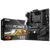Купить                  Материнская плата MSI B350 PC MATE