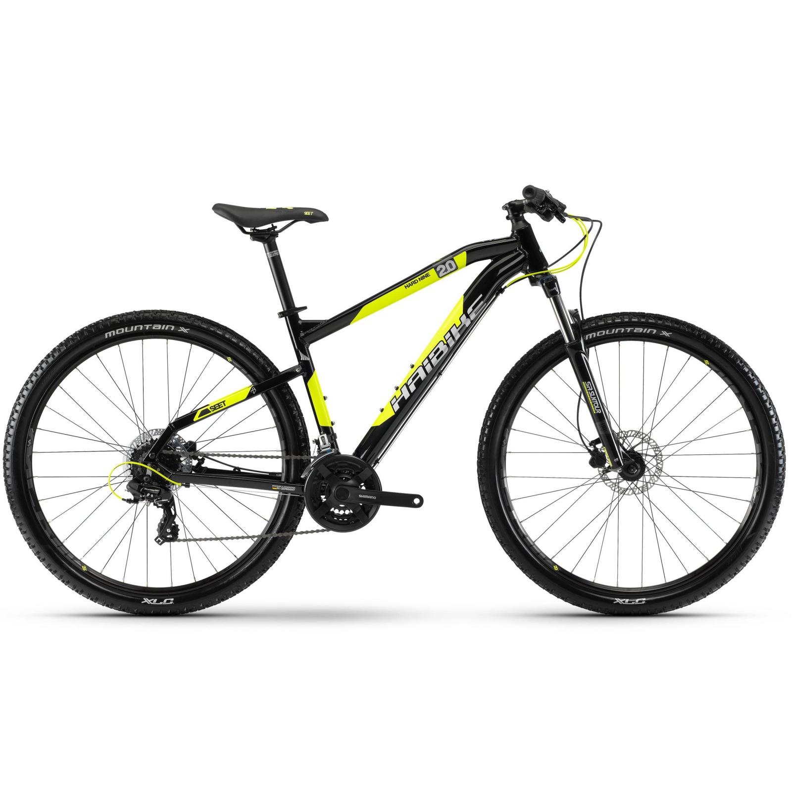 """Велосипед Haibike SEET HardNine 2.0 29"""", рама 50см, 2018 (4100094850)"""