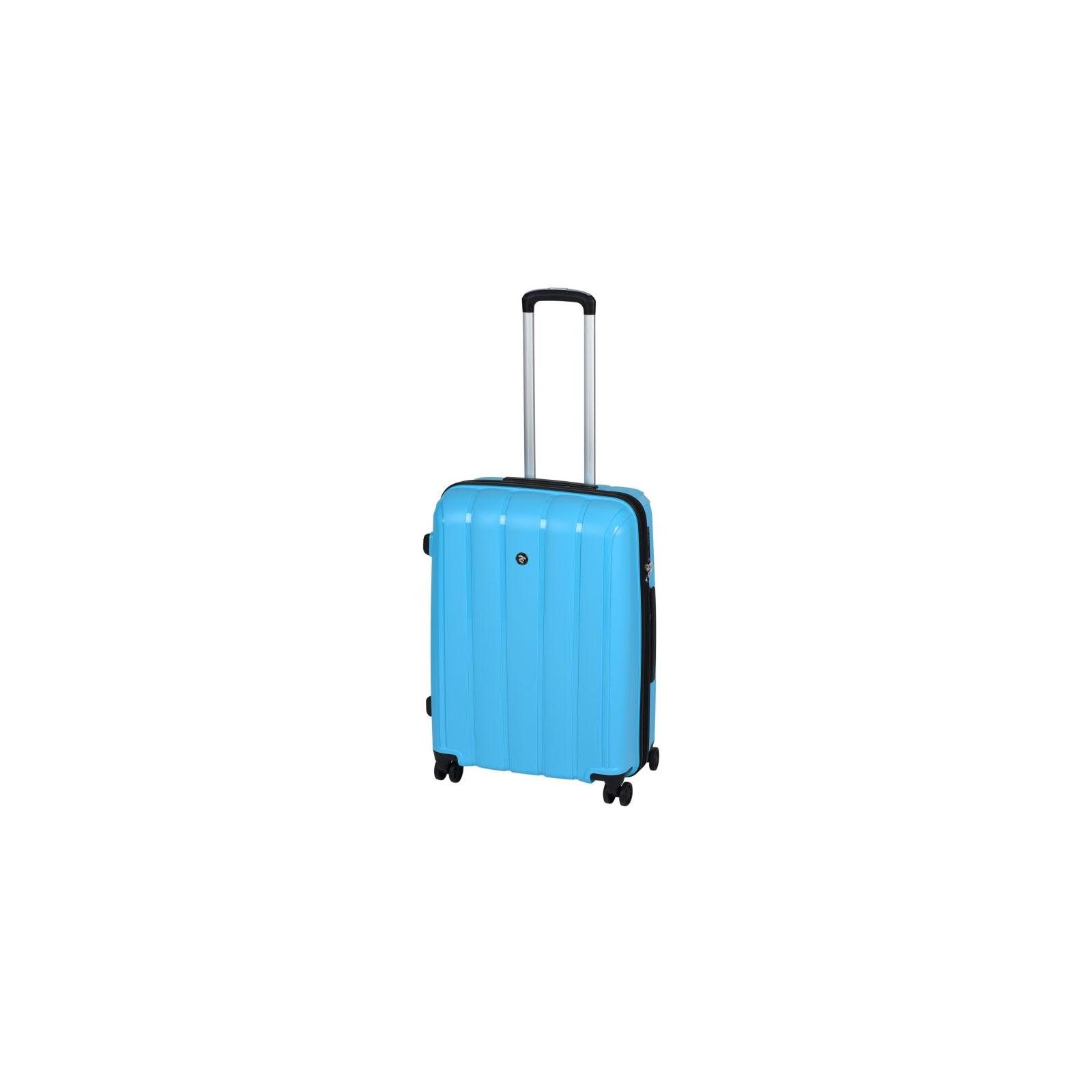 Чемодан 2E Youngster средний синий (2E-SPPY-M-NV) изображение 2