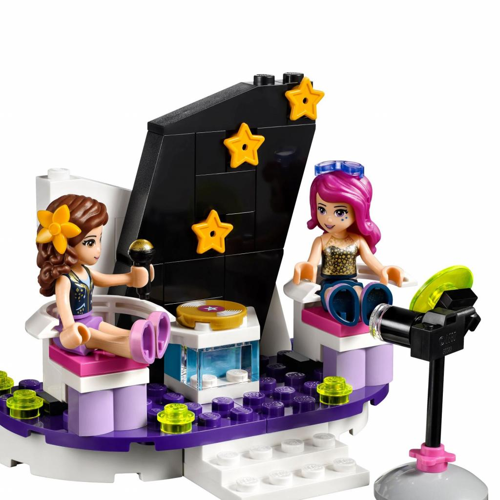 Конструктор LEGO Friends Лимузин поп-звезды (41107) изображение 4