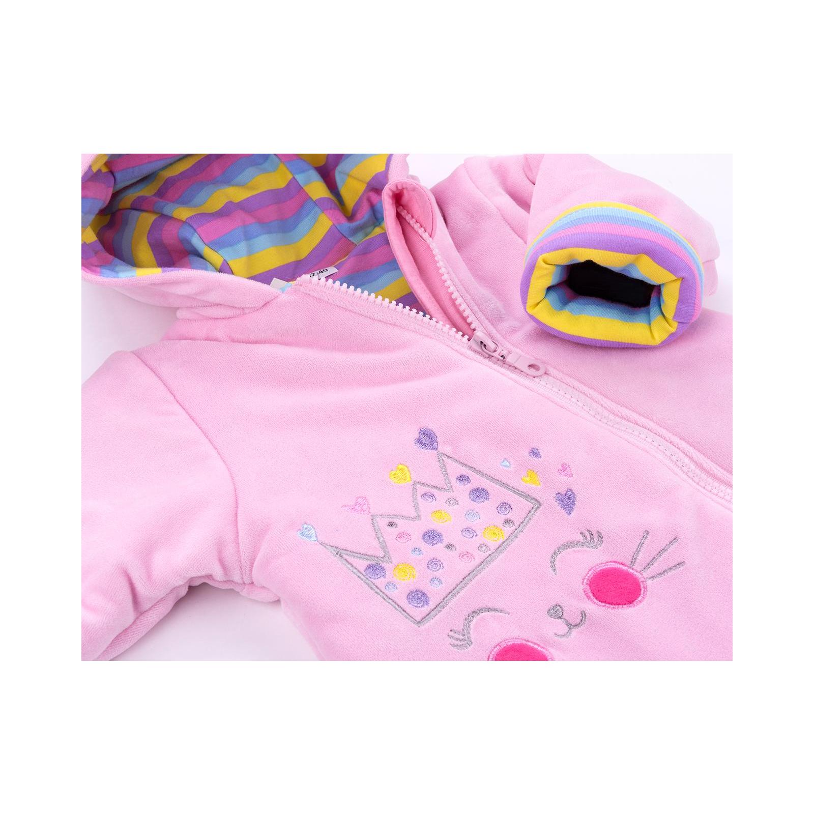 """Человечек Интеркидс """"Cool cat"""" (910-74G-pink) изображение 4"""