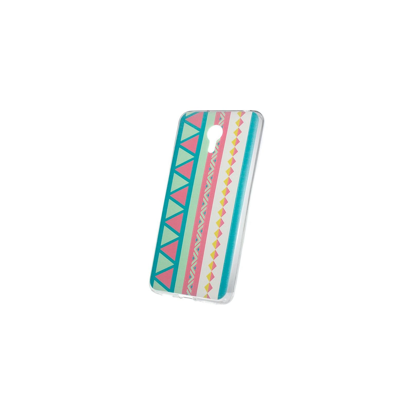 Чехол для моб. телефона Colorway ultrathin TPU case for Meizu M3 Note, pic. Mz081 (CW-CTPMM3N-TPY) изображение 2