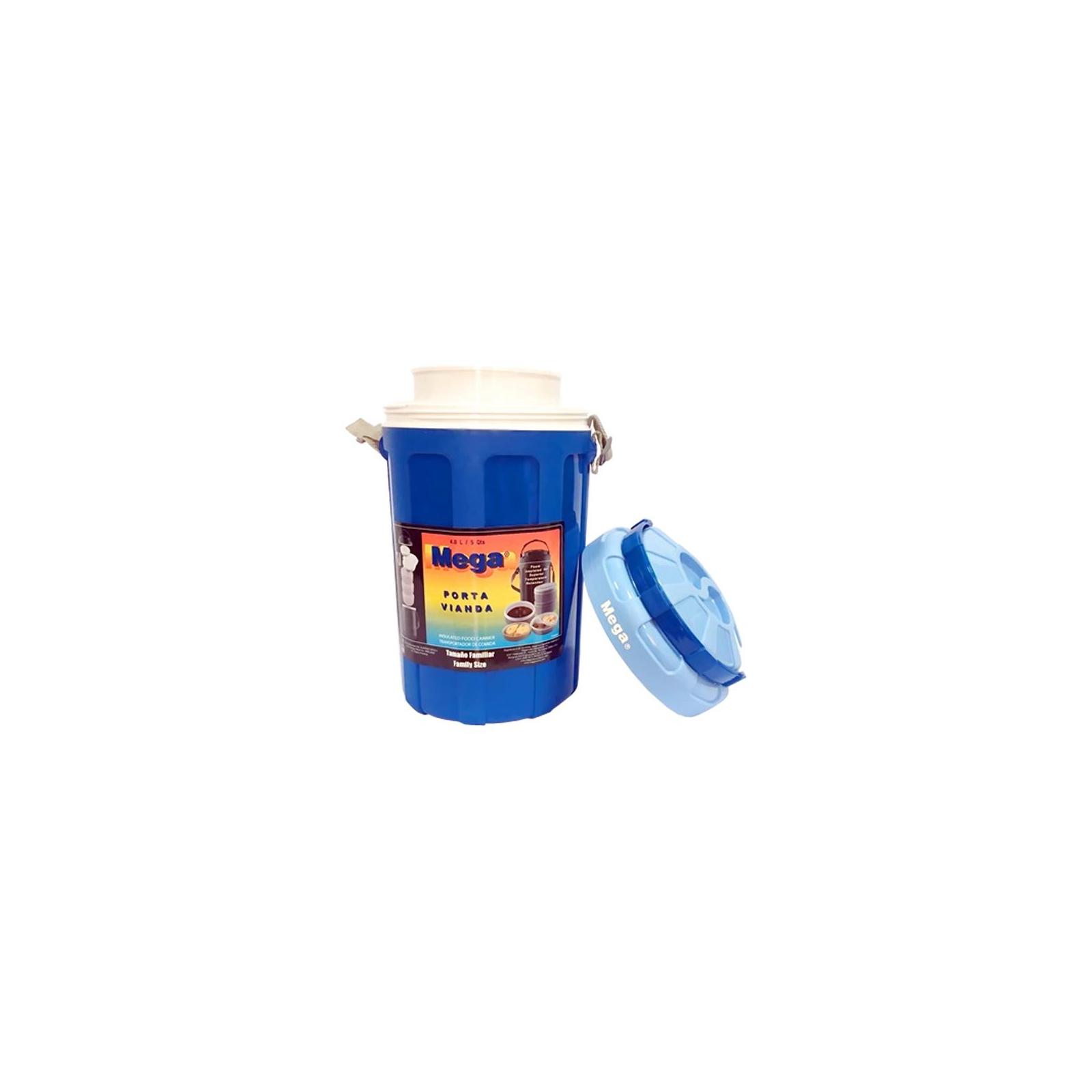 Термобокс Mega 4.8 л синий (717040156184BLUE) изображение 2
