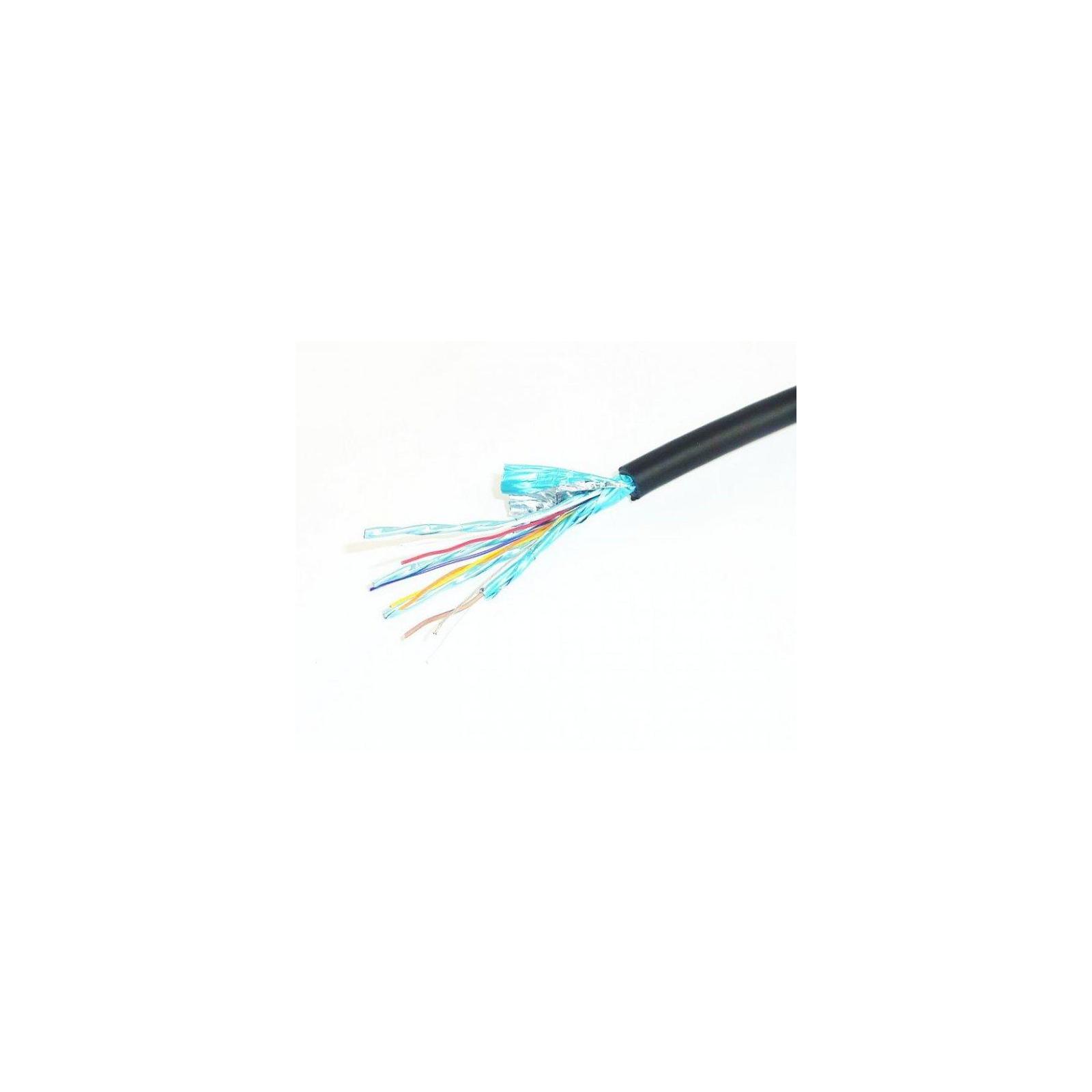 Кабель мультимедийный DisplayPort to HDMI 5.0m Cablexpert (CC-DP-HDMI-5M) изображение 3